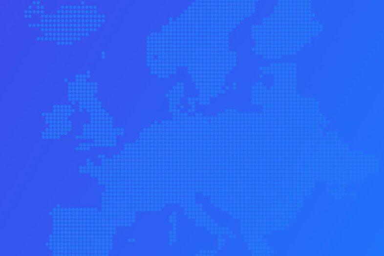 Internationale standenbouwer voor Europa en het VK
